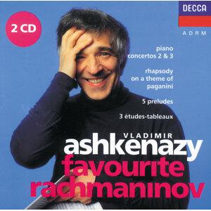 André Previn,London Symphony Orchestra,Vladimir Ashkenazy 歌手頭像