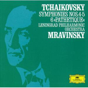 Leningrad Philharmonic Orchestra,Jewgenij Mrawinskij