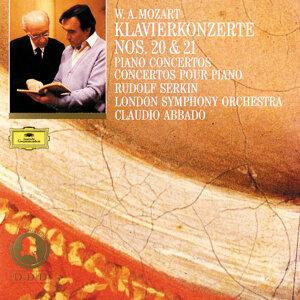 Claudio Abbado,London Symphony Orchestra,Rudolf Serkin 歌手頭像