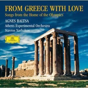 Athens Experimental Orchestra,Agnes Baltsa,Stavros Xarhakos,Kostas Papadopoulos 歌手頭像