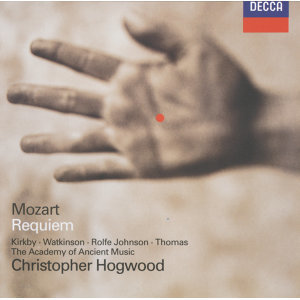 The Academy of Ancient Music,Anthony Rolfe Johnson,The Academy Of Ancient Music Chorus,Emma Kirkby,David Thomas,Westminster Cathedral Boys Choir,Christopher Hogwood,Carolyn Watkinson,David Hill 歌手頭像
