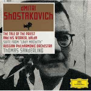 Russian Philharmonic Orchestra,Thomas Sanderling 歌手頭像