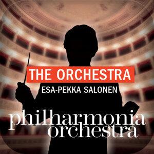 Joshua Bell, The Philharmonia Orchestra, Esa-Pekka Salonen 歌手頭像