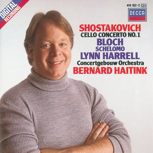 Royal Concertgebouw Orchestra,Bernard Haitink,Julia van Leer-Studebaker,Lynn Harrell 歌手頭像