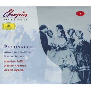 Anatol Ugorski,Maurizio Pollini,Martha Argerich 歌手頭像