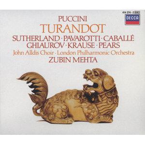 Montserrat Caballé,Luciano Pavarotti,Dame Joan Sutherland,Zubin Mehta,Nicolai Ghiaurov,London Philharmonic Orchestra 歌手頭像