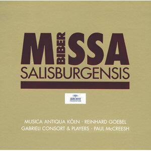 Musica Antiqua Köln,Gabrieli Players,Gabrieli Consort,Reinhard Goebel,Paul McCreesh 歌手頭像