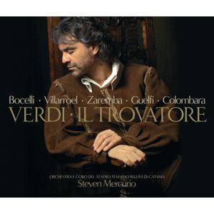Steven Mercurio,Orchestra of the Teatro Massimo Bellini, Catania,Veronica Villarroel,Andrea Bocelli,Carlo Guelfi 歌手頭像