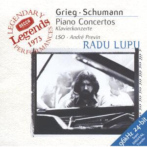 London Symphony Orchestra,Radu Lupu,André Previn 歌手頭像