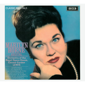 Orchestra of the Royal Opera House, Covent Garden,Marilyn Horne,Henry Lewis 歌手頭像