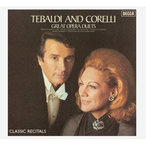 Franco Corelli,L'Orchestre de la Suisse Romande,Anton Guadagno,Renata Tebaldi 歌手頭像