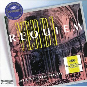 Kim Borg,Helmut Krebs,RIAS Symphony Orchestra Berlin,Maria Stader,Marianna Radev,Ferenc Fricsay,RIAS Kammerchor,Chor der St. Hedwig's-Kathedrale, Berlin 歌手頭像