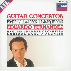 George Malcolm,English Chamber Orchestra,Eduardo Fernandez 歌手頭像