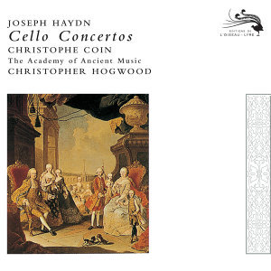 Christophe Coin,The Academy of Ancient Music,Christopher Hogwood 歌手頭像