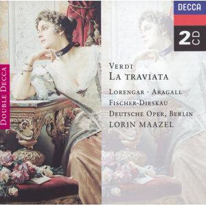 Lorin Maazel,Chor der Deutschen Oper Berlin,Pilar Lorengar,Giacomo Aragall,Orchester der Deutschen Oper Berlin 歌手頭像
