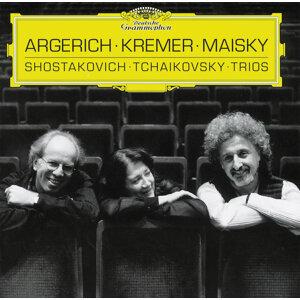 Gidon Kremer,Martha Argerich,Mischa Maisky 歌手頭像
