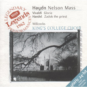 Sir David Willcocks,Elizabeth Vaughan,Helen Watts,Dame Janet Baker,Academy of St. Martin in the Fields,Tom Krause,English Chamber Orchestra,London Symphony Orchestra,Wilfred Brown,The Choir of King's College, Cambridge,Sylvia Stahlman 歌手頭像