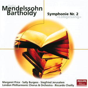 Siegfried Jerusalem,London Philharmonic Chorus,London Philharmonic Orchestra,Riccardo Chailly,Margaret Price,Sally Burgess 歌手頭像