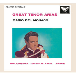 The New Symphony Orchestra Of London,Mario del Monaco,Alberto Erede 歌手頭像