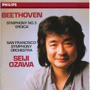 Seiji Ozawa,San Francisco Symphony,Boston Symphony Orchestra 歌手頭像