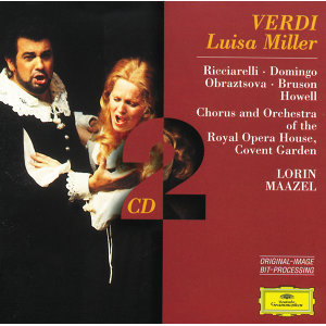 Plácido Domingo,Lorin Maazel,Renato Bruson,Katia Ricciarelli,Elena Obraztsova,Orchestra of the Royal Opera House, Covent Garden 歌手頭像