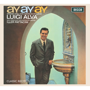 Luigi Alva,Iller Pattacini,The New Symphony Orchestra Of London 歌手頭像