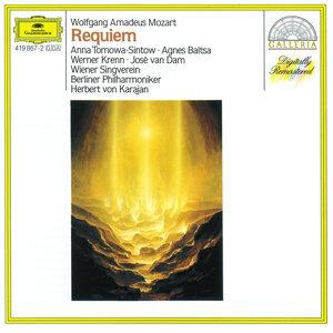 José van Dam,Wiener Singverein,Werner Krenn,Anna Tomowa-Sintow,Agnes Baltsa,Herbert von Karajan,Berliner Philharmoniker 歌手頭像