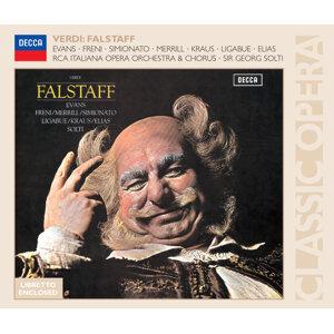 RCA Italiana Opera Orchestra,Sir Georg Solti,Sir Geraint Evans 歌手頭像