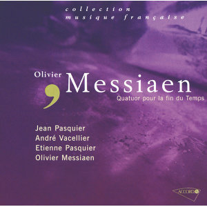Andre Vacellier,Olivier Messiaen,Etienne Pasquier,Jean Pasquier 歌手頭像