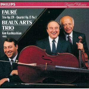 Kim Kashkashian,Beaux Arts Trio 歌手頭像