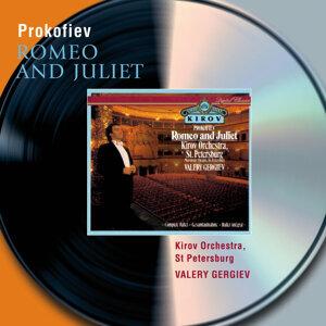 Valery Gergiev,Kirov Orchestra,Alexander Toradze 歌手頭像