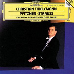 Christiane Oelze,Christian Thielemann,Orchester der Deutschen Oper Berlin,Simon Keenlyside 歌手頭像