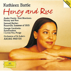 Kathleen Battle,André Previn,Orchestra Of St Luke's 歌手頭像