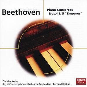 Royal Concertgebouw Orchestra,Claudio Arrau,Bernard Haitink 歌手頭像