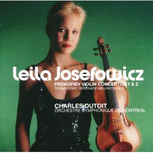 Charles Dutoit,Leila Josefowicz,Orchestre Symphonique de Montréal 歌手頭像