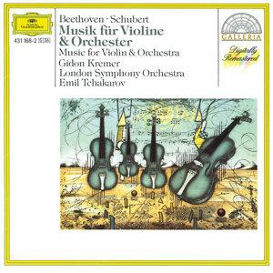 Emil Tchakarov,London Symphony Orchestra,Gidon Kremer 歌手頭像
