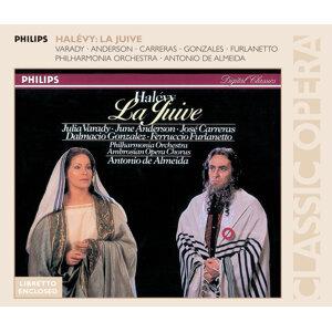 José Carreras,Julia Varady,Antonio de Almeida,June Anderson,Philharmonia Orchestra 歌手頭像
