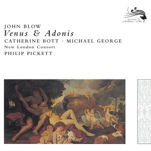 New London Consort,Philip Pickett,Catherine Bott,Michael George 歌手頭像