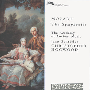 Christopher Hogwood,The Academy of Ancient Music,Jaap Schröder 歌手頭像