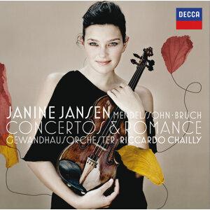 Gewandhausorchester Leipzig,Riccardo Chailly,Janine Jansen 歌手頭像
