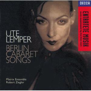 Robert Ziegler,Jeff Cohen,Ute Lemper,Matrix Ensemble 歌手頭像