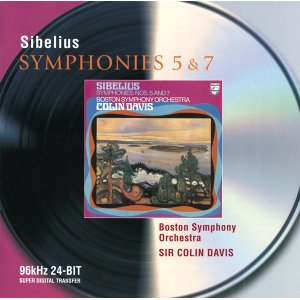 Boston Symphony Orchestra,Sir Colin Davis 歌手頭像