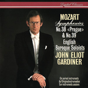 John Eliot Gardiner,English Baroque Soloists 歌手頭像