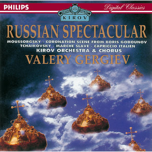 Valery Gergiev,Orchestra of the Kirov Opera, St. Petersburg,Chorus of the Kirov Opera, St. Petersburg 歌手頭像