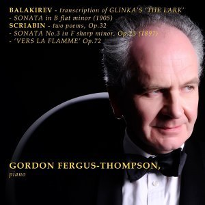 Gordon Fergus-Thompson 歌手頭像
