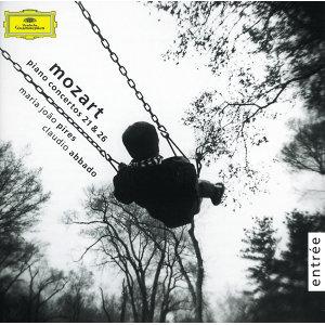 Maria João Pires,Claudio Abbado,Chamber Orchestra of Europe,Wiener Philharmoniker 歌手頭像