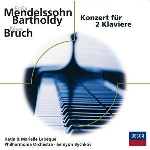 Marielle Labèque,Semyon Bychkov,Katia Labèque,Philharmonia Orchestra 歌手頭像