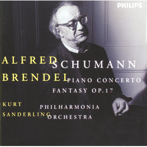 Alfred Brendel,Kurt Sanderling,Philharmonia Orchestra 歌手頭像