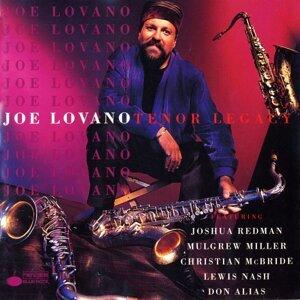 Joe Lovano (喬洛瓦諾) 歌手頭像