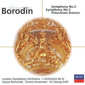 Jean Martinon,Sir Georg Solti,London Symphony Orchestra,Ernest Ansermet,L'Orchestre de la Suisse Romande 歌手頭像